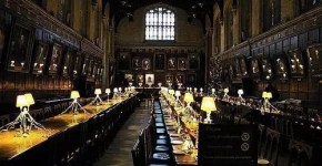 Harry Potter si trova nei College d'Inghilterra