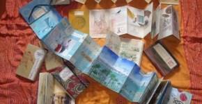 Carnet de Voyage, i taccuini dei viaggiatori