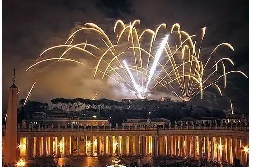 Capodanno a Roma, iniziare l'anno nella Capitale