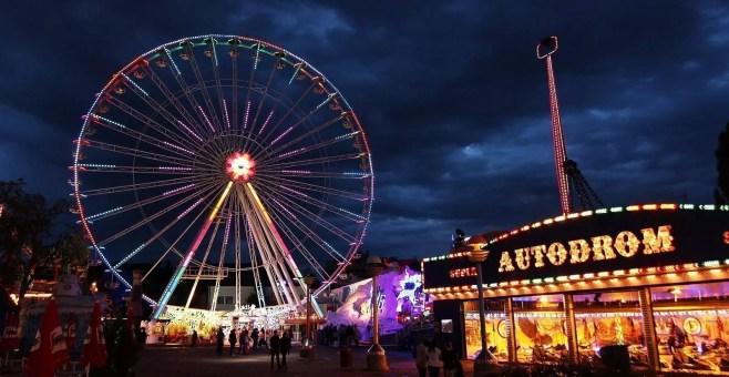 Prater a Vienna, dove divertirsi