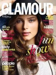 Intervistata da Glamour e son cose