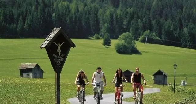 In Austria in bicicletta, ecco come