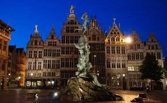 Tra le 10 città più cool c'è anche Anversa