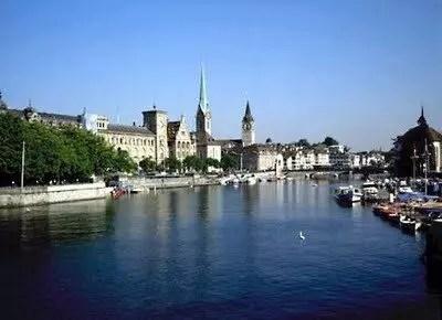 Weekend low cost a Zurigo per 4 blogger