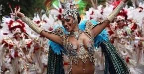 Carnevale a Notting Hill: Londra si colora