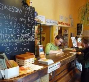 Ostello Lollis a Dresda, economico e divertente