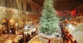 A Zurigo per i mercatini di Natale