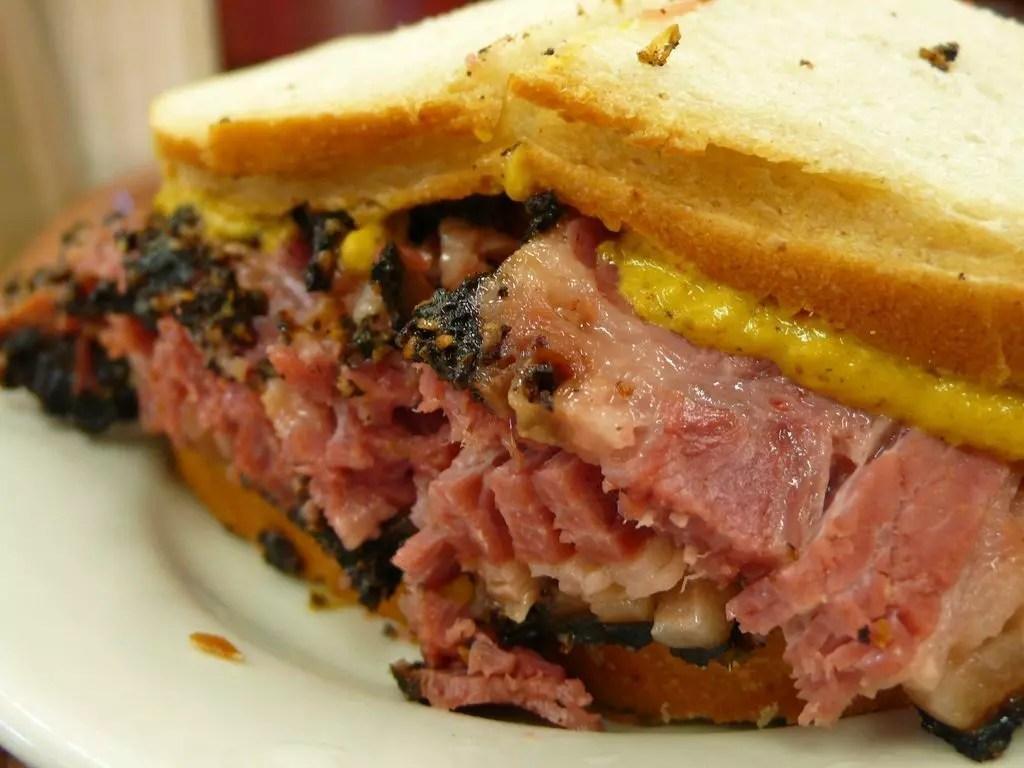 Pastrami Sandwich, Kat'z Delicatessen