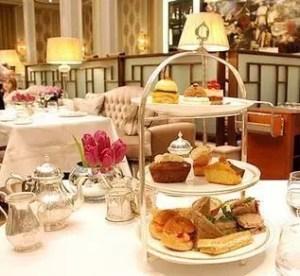 Afternoon Tea a Londra, i 5 posti per il té delle 5