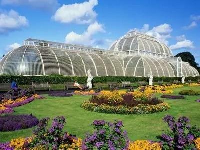 Kew Gardens, relax a Londra