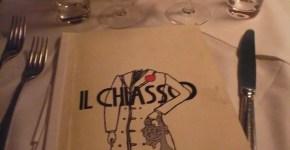 Cenare a Capoliveri, Il Chiasso, buono ma non proprio economico