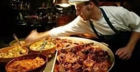 Mangiare low cost a Riga, catena Lido