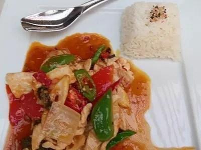 Niwa: mangiare thailandese a Firenze