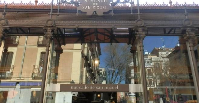 Mercado de San Miguel, il mercato storico di Madrid