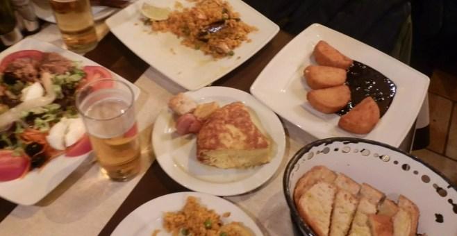 Taberna Alhambra, dove mangiare a Madrid vicino a Puerta del Sol