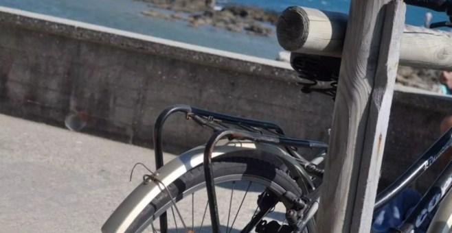 Gita al mare, weekend con treno e bici. Post di Marzia