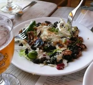Kelderke, mangiare nella Grand-Place a Bruxelles