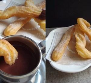 Chocolate con churros, 4 locali per una merenda calorica a Barcellona