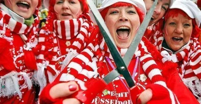 Carnevale a Colonia, il Carnevale delle donne