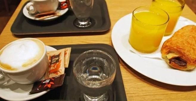 Fruccola, juice bar a Budapest anche per celiaci