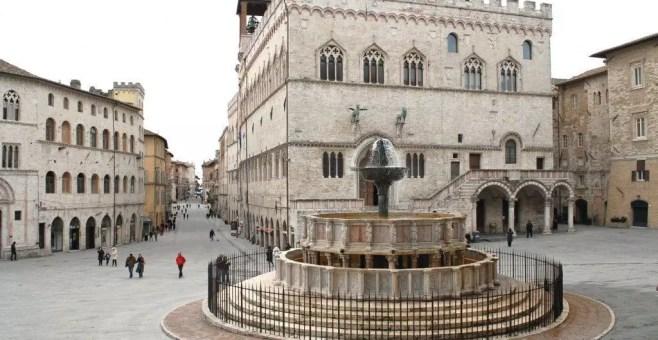 Weekend a Perugia, cercasi consigli spiccioli