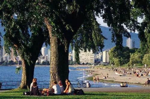Vancouver low cost scoperta grazie anche al Couch Surfing