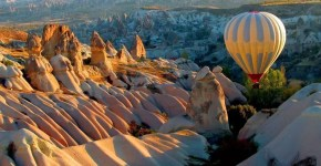 Groupalia Photo Contest, dal 21 giugno vinci la Cappadocia