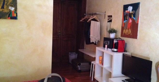 Dulcis in Fundo, dormire a Roma con qualche riserva