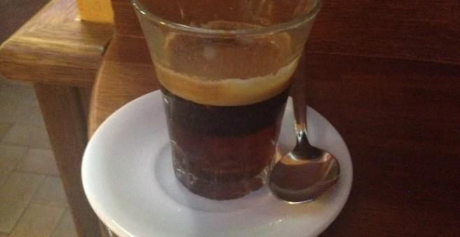 Moretta Fanese berla al caffè del Porto a Fano