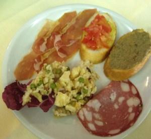 Dove non mangiare a Pisa: Ristorante Santa Maria