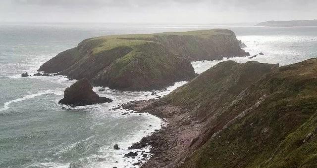 Biancaneve e il Cacciatore girato a Gateholm Island