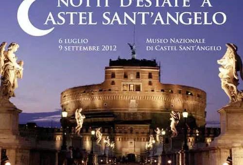 Notti d'estate a Castel Sant'Angelo 2012