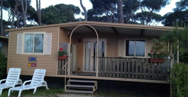 Camping Village Park Albatros, soggiorno a Livorno
