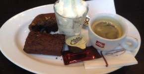 Häagen-Dazs: un caffè Illy a Bruxelles a 6€