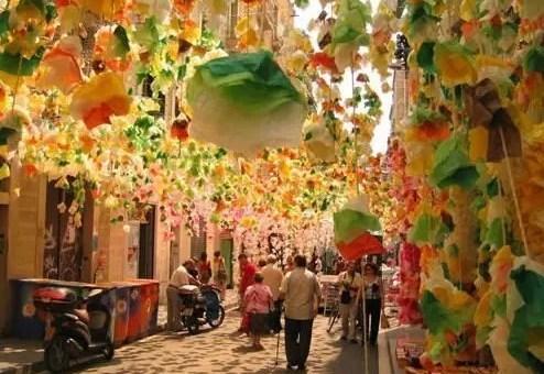 Festa Major de Gràcia a Barcellona 2012