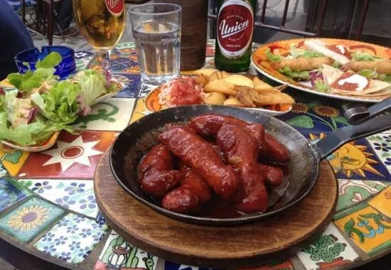 Cantina Mexicana, mangiare messicano low cost a Lubiana