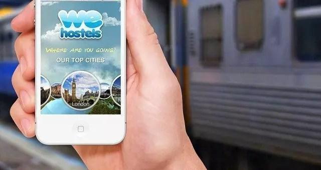 WeHostels, app per scegliere i compagni in ostello
