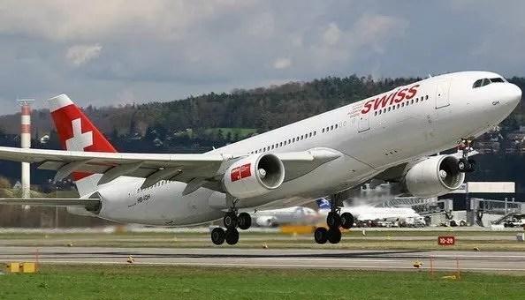 Swiss, transfer gratuiti da Milano a ottobre
