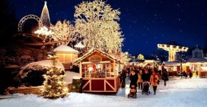 Mercatini di Natale in Svezia, a Göteborg