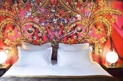 Hotel Petit Moulin a Parigi, un hotel da fiaba
