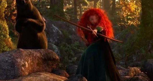 Vinci la Scozia di Ribelle, cartone Disney Pixar