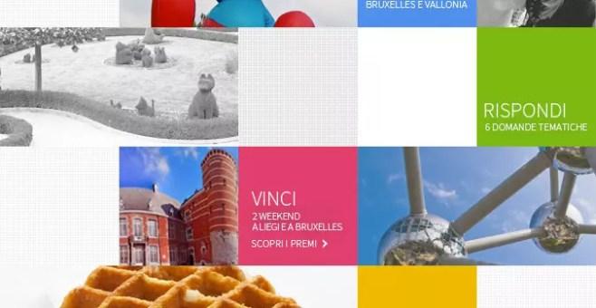 Vinci 2 weekend in Belgio tra Liegi e Bruxelles
