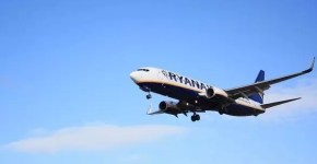 Ryanair mette in vendita fino a lunedì 8, biglietti a 12€