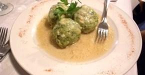 Mangiare a Bolzano al Ristorante Anita