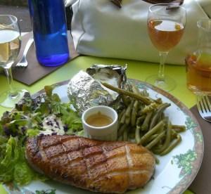 Polidor a Parigi: a cena con Hemingway