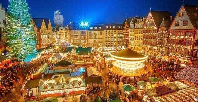 Francoforte: il Mercato di Natale più antico al mondo