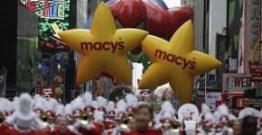 Thanksgiving day a New York, la parata di Macy's