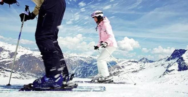 Sciare in Tirolo a ottobre è possibile