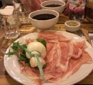 Salsamenteria Baratta, mangiare a casa di Verdi a Busseto, Parma