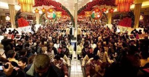 Black Friday, saldi fino all'80% a New York